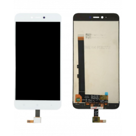 Ecran Xiaomi Redmi Note 5A Blanc Vitre Tactile + LCD