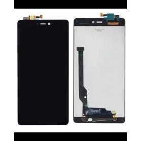 Ecran Xiaomi Mi4C Noir Vitre Tactile + LCD