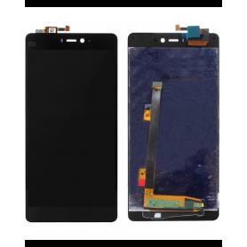 Ecran Xiaomi Mi4S Noir Vitre Tactile + LCD