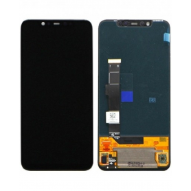 Ecran Xiaomi Mi 8 Noir Vitre Tactile + LCD