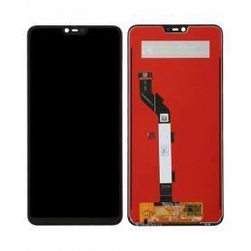 Ecran Xiaomi Mi 8 Lite Noir Vitre Tactile + LCD