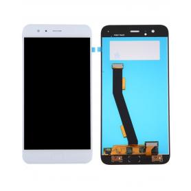 Ecran Xiaomi Mi 6 Blanc Vitre Tactile + LCD