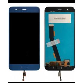 Ecran Xiaomi Mi 6 Bleu Vitre Tactile + LCD