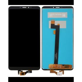 Ecran Xiaomi Mi Max 3 Noir Vitre Tactile + LCD