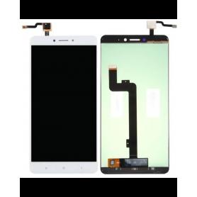 Ecran Xiaomi Mi Max 2 Blanc Vitre Tactile + LCD