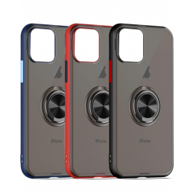 Coque de Protection pour Huawei - Mate avec Magnet et Support