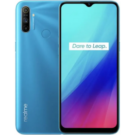 Realme C3 3G Bleu 32 Go - Neuf