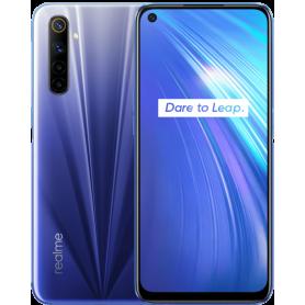 Realme 6 4G Bleu 128 Go - Neuf