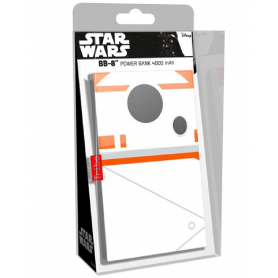 Tribe Power Bank Deck Universale 4000mAh Star Wars