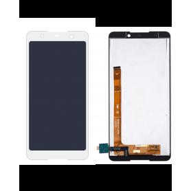 Écran Wiko Lenny 5 Blanc Vitre Tactile + LCD