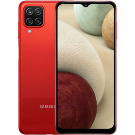 Samsung Galaxy A12 32 Go - Rouge