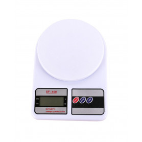 Balance de Cuisine Electronique SF-400 - Blanc