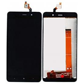 Écran Wiko Lenny 4 Plus Noir Vitre Tactile + LCD