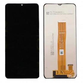 Ecran Samsung Galaxy A12 (A125) Noir (OLED)
