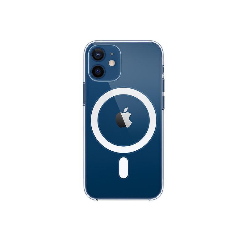 Coque Transparente avec MagSafe Apple pour iPhone 12 / Pro / mini / Pro Max (Origine)