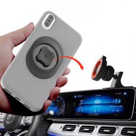 Support Téléphone Voiture Antidérapant de Tableau de Bord de L056