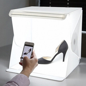 Boîte à lumière, Fond pour photo, 30cm