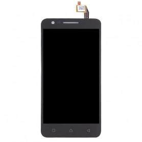 Ecran LENOVO VIBE C2 Noir Vitre Tactile + LCD (COMPLETE)