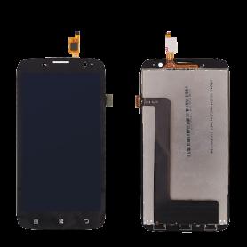 Ecran LENOVO S60 Noir Vitre Tactile + LCD (COMPLETE)