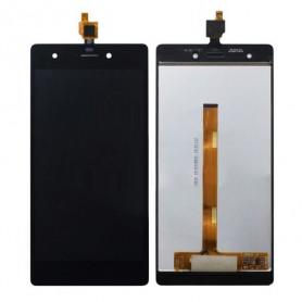 Écran Wiko Pulp 4G Noir Vitre Tactile + LCD