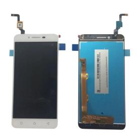 Ecran LENOVO K5 Plus Blanc Vitre Tactile + LCD (COMPLETE)