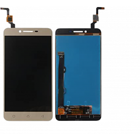 Ecran LENOVO K5 Plus Or Vitre Tactile + LCD (COMPLETE)