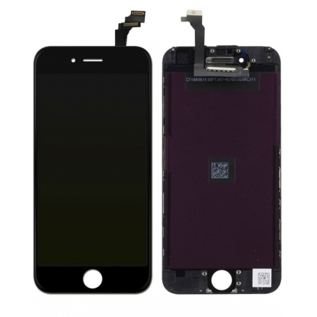 Ecran iPhone 6 Noir LCD RETINA ORIGINAL (Reconditionné)