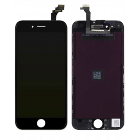 Ecran iPhone 6 Noir Grade AAA (Compatible)
