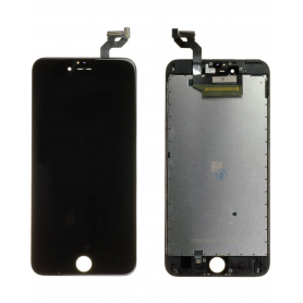 Ecran iPhone 6S Plus Noir LCD RETINA ORIGINAL (Reconditionné)