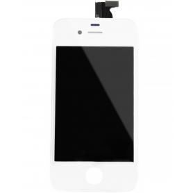 Ecran iPhone 4S Blanc LCD RETINA ORIGINAL (Reconditionné)