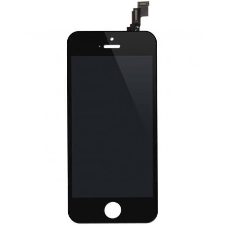 Ecran iPhone 5S/SE Noir (In-cell)