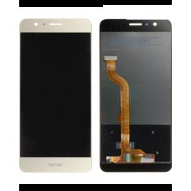 Ecran Huawei Honor 8 Or Vitre Tactile + LCD