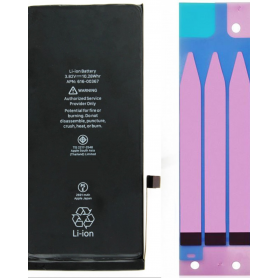 Batterie iPhone 8 Plus avec Adhésifs - Garantie 12 Mois (ECO)
