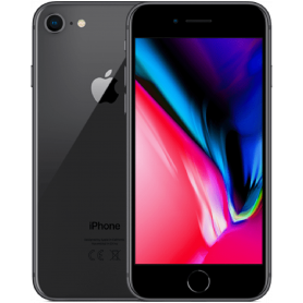 iPhone 8 64 Go Noir -  Grade A