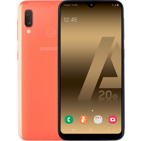 Samsung A20E 32 Go Orange - Neuf