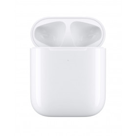 Boîtier de Charge Sans Fil AirPods - Retail Box - Blanc (Origine)