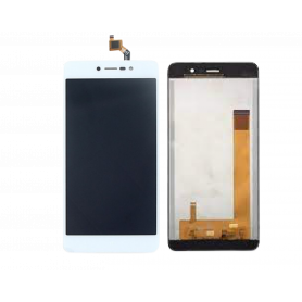 Écran Wiko Lenny 4 Plus Blanc Vitre Tactile + LCD