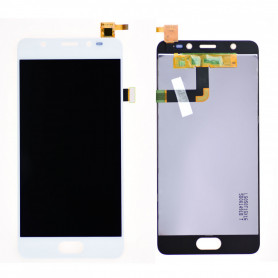 Écran Wiko U Feel Prime Blanc Vitre Tactile + LCD