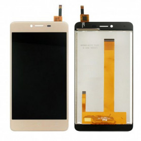 Écran Wiko Jerry Max Or Vitre Tactile + LCD