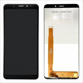 Écran Wiko View Noir Vitre Tactile + LCD