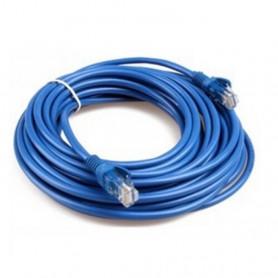 Câble Réseau RJ45 - 30m Bleu