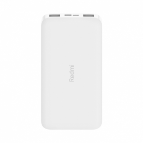 Power Bank Xiaomi Redmi 10000mAh Blanc (Origine)