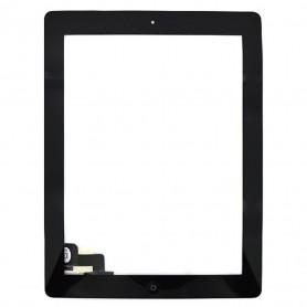 vitre tactile pour iPad 2 noir