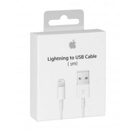 Câble USB / Lightning Apple - 1M - Retail Box (Origine)