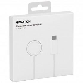 Câble USB‑C / Charge Magnétique pour Apple Watch - 1M - Retail Box (Origine)