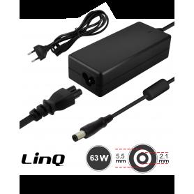 Chargeur Secteur Gyropode/Trottinettes/Vélo Électriques 63W / 42V 1.5A Embout 5.5*2.1mm LinQ T42-5521