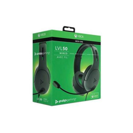 Casque Filaire XBOX ONE PDP LVL50