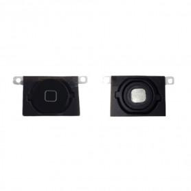 Membrane avec Bouton home iPhone 4S Noir