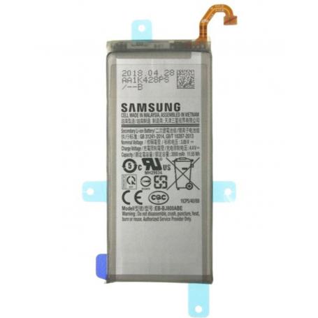 Batterie EB-BJ800ABE Samsung Galaxy A6 2018 / J6 2018 (A600/J600) (Service Pack)