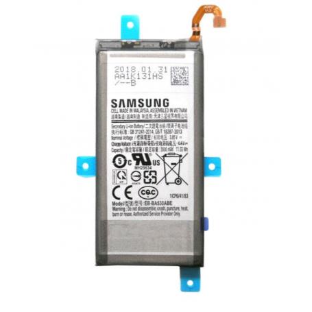 Batterie EB-BA530ABE Samsung Galaxy A8 2018 (A530) (Service Pack)